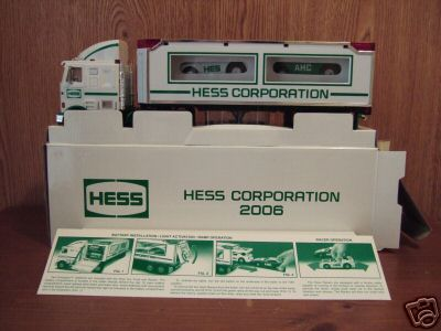 Special Edition 2006 Hess Truck made for the NYSE only 3,000 made total.