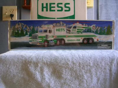 1995 Hess Helicopter Transport Truck