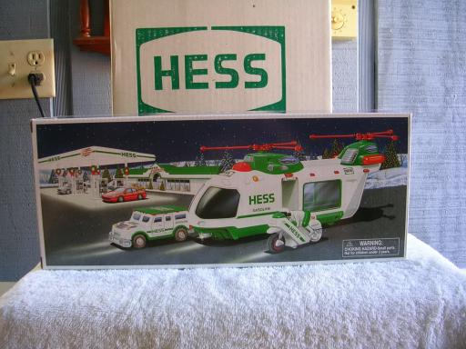 2001 Hess Helicopter Transport