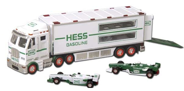 2003 Hess Six Pack - Full Case of 2003 Hess Box Truck with