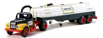 1960's Hess Truck Section