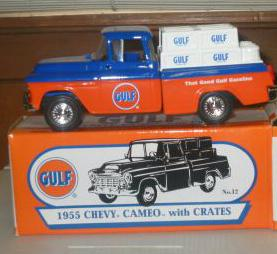 1998 Gulf 1953 Ford Tanker Truck  Sample Truck 500 Made