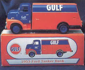 1998 Gulf 1953 Ford Tanker Truck Regular Edition