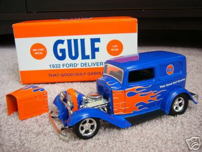 2006 Gulf Truck 1932 Ford Delivery Truck  - Last Year Made